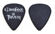 Trivium Black Guitar Pick - 2005 OzzFest Tour