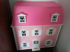 lot complet maison de poupées de collection Hello Kitty+ 65 fascicules neufs