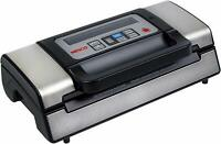 NESCO VS-12, Deluxe Vacuum Sealer with Bag Starter Kit and Viewing Lid, Compa...