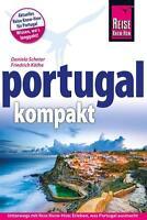 REISEFÜHRER Portugal kompakt, 2015/16 ALGARVE, LISSABON Reise Know How UNGELESEN