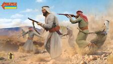 Strelets 185 - 1/72 Foot Arab Rebels, scale plastic model kit