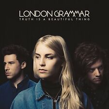 Truth Is a Beautiful Thing [LP] - London Grammar (Vinyl w/Download, 2017, Sony)