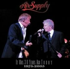 Air Supply - It Was 30 Years Ago Today (Live) (2013)  CD  NEW/SEALED  SPEEDYPOST