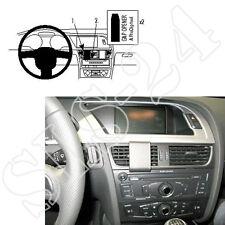 BRODIT 854263 Navi KFZ-Halter Audi A4 Avant Sedan A5 S5 Halterung / Konsole