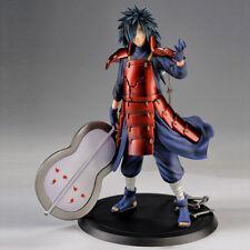 Naruto Madara Uchiha 24CM Figuras de Acción Animadas PVC Juegos Juguete