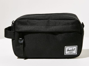 Herschel Supply Co. Chapter Carry On Travel Kit - Black - NWT