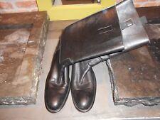 Rares bottes noires talon ACCESSOIRE DIFFUSION T 38 1/2 TTBE A 56€ ACH IMM FP RE