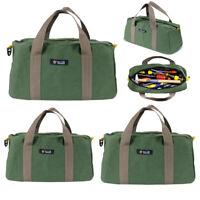 Multi-function Canvas Waterproof Storage HandTool Bag Portable Toolkit Organizer