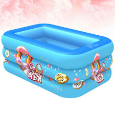 1PC Inflatable Pool Bathtub Funny Water Mattress Swimming Pool Toy for