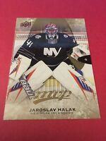 Jaroslav Halak  Islanders 2016-2017 Upper Deck MVP #25