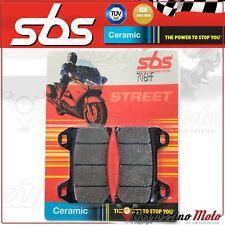 PASTIGLIE FRENO ANTERIORI SBS CERAMIC MOTO-GUZZI NEVADA CLASSIC 750 IE 2005-08