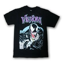 "Marvel ""Venom"" Men's Black Short Sleeve T-shirt New With Tags"