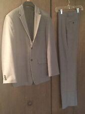 Gray Boys Suit - Van Heusen Size 20