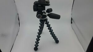 Manfrotto 804RC2 Head with Joby Tripod