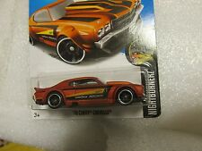 HOT WHEELS 2017 212/365  LC  '70 CHEVY CHEVELLE LONG CARD
