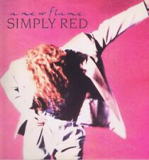 Simply Red - A New Flame #3359 (1989, Cd)