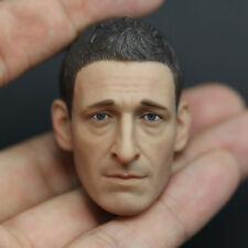 "1/6 Scale Predators Royce Head Sculpt Adrien Brody For 12"" Action Figure Body"