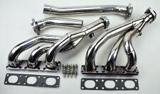 4PC Performance Exhaust Manifold Headers FITS BMW E46 E39 Z3 2.5L 2.8L 3.0L L6