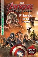 Marvel's Avengers Age of Ultron - Friends and Foes by Scholastic Australia...