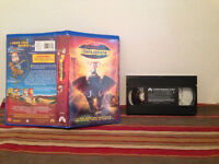 The Wild Thornberrys Movie / La famille de la jungle le film VHS FRENCH