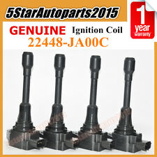22448-JA00C Genuine Ignition Coil fits Nissan Altima Rogue Sentra Versa Infiniti