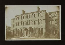 Glos Gloucestershire CHELTENHAM St Mary's Hall Used 1909 RP PPC creased