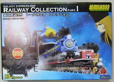 GALAXY EXPRESS 999 PART.1 (Train 666 first and rear cars) total: 2 box