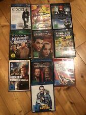 DVD Blu-Ray Sammlung 10 Stück - Klassiker Western Horror neuwertig + neu + ovp
