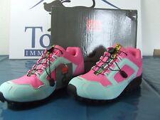 Für den Hundesport: Agility Schuh, Laufschuh Doggo PARCOURS, Pink/Blau, Größe 38
