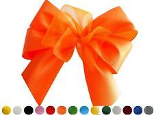 XL 3er Set Taffeta Ribbon M.Organza Gift Loop Bella With Band Finished Bow