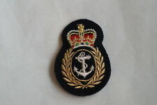 Royal Canadian Navy Chief Petty Officer Mylar Beret Badge
