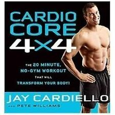 Cardio Core 4x4: The 20-Minute, No-Gym Workout That Will Transform Your Body!, W