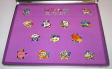 EBAY LIVE! 2003 COLLECTION 13 PIN SET IN COLLECTOR TIN BOX ORLANDO FLORIDA