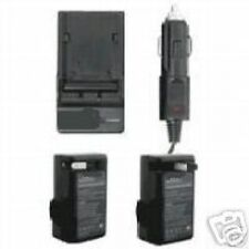 Charger for Sony HDR-CX12 HDRCX12 HDR-CX12/1 HDRCX12/1 DCR-DVD608 DCR-DVD608E