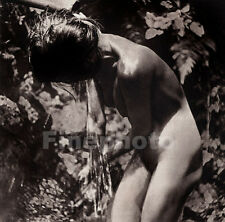 1925 Vintage BALI FEMALE NUDE Woman Indonesia Tropical Photo Art ~ GREGOR KRAUSE