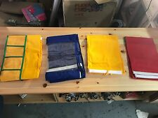 FLEXA Children's Play Curtains - Primary Colors - #73268 - Great Deal!  NIB!