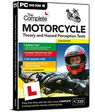 The Complete Motorcycle Theory and Hazard Perception Tests 2020 EDITION