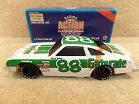 New 1995 Action 1:24 Diecast NASCAR Darrell Waltrip Gatorade 1977 Oldsmobile #88
