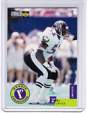 Ray Lewis Rookie 1996 Upper Deck Collector's Choice Update #U32