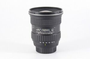 """Exc+3"" Tokina AT-X Pro SD 11-16mm F/2.8 DX AF Lens for Nikon From Japan 83A"