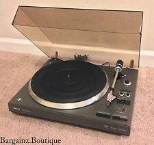 Philips 777 Audiophile Belt Driven Turntable Record Player ~ Made In Holland