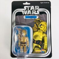 STAR WARS C-3PO with SALACIOUS CRUMB KUBRICK JAPAN Special Edition 2013