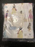 Pottery Barn Kids Disney Princess Organic TWIN Sheet Set New In Bag