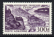 France 300 Franc Air Mail Stamp c1949-50 Unmounted Mint (never hinged)