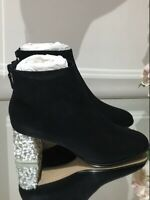 Brand New Sophia Webster Black Designer Boots Size 39.5 Net A Porter Shoes