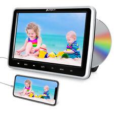 "10.1"" Slot-in Auto Kopfstütze DVD Player Monitor TV Bildschirm HDMI USB SD 1080P"