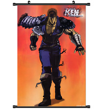 Anime Fist of the North Star Wall Poster Scroll cosplay 2699