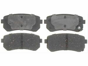 Fits 2011-2016 Kia Sportage Brake Pad Set Rear Raybestos 37581HK 2012 2013 2014