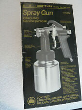 Craftsman Paint Spray Gun 915514 with instructions