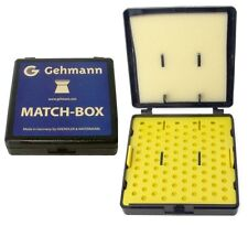 Gehmann schüttelbox Diabolo match-box 100 disparo